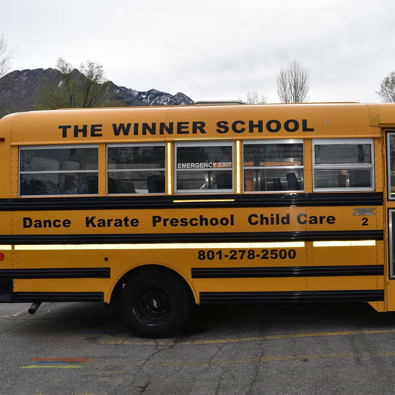 the winner school